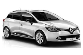 Rendiauto Renault Clio - Autorent Tallinnas